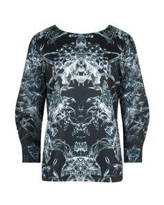 Evergreen sweatshirt - Black | Sweaters | Ted Baker