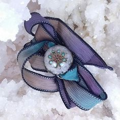 Hey, I found this really awesome Etsy listing at https://www.etsy.com/listing/246640810/orgonite-bracelet-with-silk-ribbon-rays