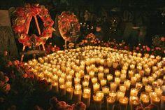 Tzintzuntzan Dia de los Muertos -