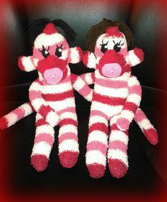 Majmocskàk-sock monkey