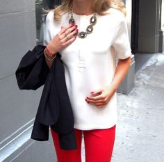 The Classy Cubicle: Boston Love. The fashion blog for chic ...