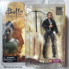 Kendra Previews Exclusive Deluxe Action Figure Diamond Select Buffy The Vampire Slayer