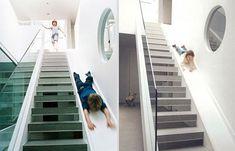 Bijzondere en creatieve trappen | Interieur design by nicole & fleur