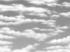 Clouds screentone