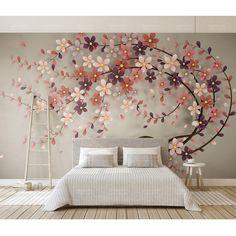 Wall Stickers Home Decor, Home Decor Wall Art, Home Decor Furniture, Diy Room Decor, Bedroom Decor, Grey Furniture, Art Decor, Furniture Design, Decor Ideas