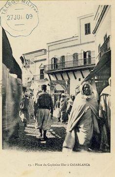 Vintage Casablanca 1909