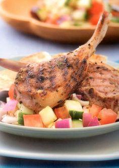 Görög bárányborda Feta, Chicken, Cubs, Kai