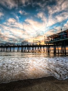 Redondo Beach Pier - California