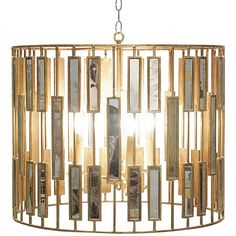 another option for playroom....Chrialto Iron Pendant, Large $1,199.00