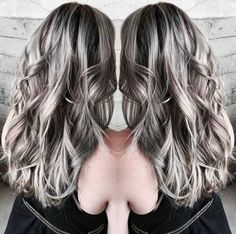 From The Frozen Series: Ice Blonde | Modern Salon Oooooo| Modern Salon Oooooo maybe highlights of this! Description from pinterest.com. I searched for this on bing.com/images