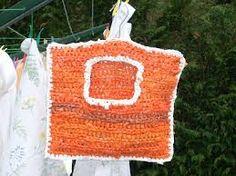Peg Bag crochet