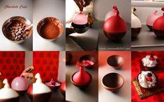 Chocolate Bowl Recipe/ How to make chocolate bowls