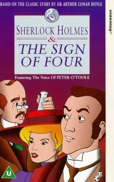 Sherlock Holmes and the Sign of Four 1983