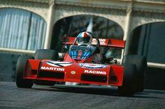 1973 Monaco Martini Racing Tecno FA123 Chris Amon