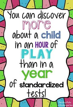 Defending play-based learning in the classroom - 2 SIMPLE tips for being ready to talk to administrators and parents about play!