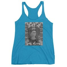 Frida Tell Me Your Dreams Women's tank top