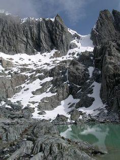 Pico Bolívar. Andes. Venezuela. Mi País. My Country.