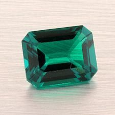 Emerald is the color of 2013! Stunning rich green color! http://www.jamminggems.com/lab-created-emerald.aspx