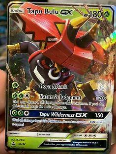 POKEMON Trading card game SM Unified Minds 160//236 naganadel GX HOLOFOIL RARE carte