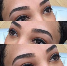Brow Goals Makeuphairnails In 2019 Sopracciglia – Images Gallery Permanent Makeup Eyebrows, Eyebrow Makeup, Hair Makeup, Eyebrow Tinting, Eyebrows Goals, Eyebrows On Fleek, Henna Brows, Tattoo Eyebrows, Eyebrow Tattoo