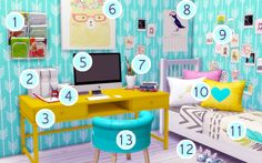 sims 4 cc clutter - Google Search