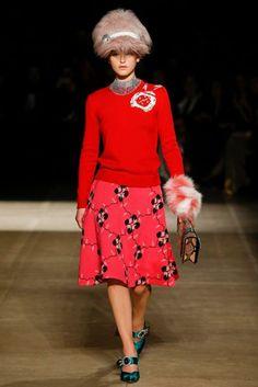 Miu Miu Autumn/Winter 2017 Ready to wear Collection | British Vogue