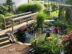 20 mesébe illő, csodálatosan szép kerti tó, ami neked is tetszeni fog! negyedik oldal