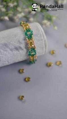 6 x 25 mm Emerald Sparkle Arbre de Noël poney perles idéal pour tous les métiers