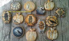 Halloween Cookies - A ja to pierniczę - 1