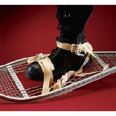 Nylon snowshoe bindings with quick release buckles Maybe at Coastal Outdoors. Ski Gear, Camping Gear, Gladiator Sandals, Coastal, Survival, Outdoors, Camping Products, Camping Supplies, Outdoor