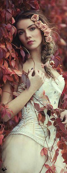 Quem não tem jardins por dentro, não planta jardins por fora e nem passeia por eles... —Rubem Alves Luxury Beauty - http://amzn.to/2jx73RT