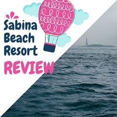 Sabina Beach Resort Review http://ift.tt/1OB1yra