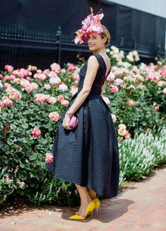 Fashions on the field winner 2015 Melbourne Cup Carnival Melbourne Cup Dresses, Melbourne Cup Fashion, Ascot Outfits, Derby Outfits, Race Day Fashion, Races Fashion, Street Fashion, Kentucky Derby Outfit, Race Day Outfits
