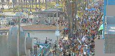 "venice beach boardwalk | ... Venice, a battle over the boardwalk"" | Yo! Venice! Venice Beach"