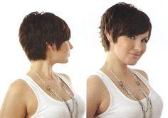 pixie haircut back - Google Search