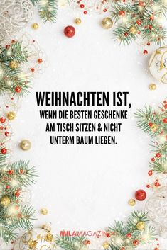 24 Christmas sayings & quotes that will make your heart beat 24 Weihnachtssprüche & -Zitate, bei denen das Herz aufgeht! 24 Christmas sayings & quotes that will make your heart beat faster! Best Quotes, Love Quotes, Funny Quotes, Positive Quotes, Motivational Quotes, Inspirational Quotes, Quotes For Him, Quotes To Live By, Image Citation