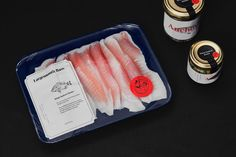 This Take on Seafood Packaging Comes With an Elegantly Modern Look