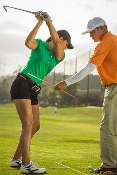Developing good swing habits early beats having to change old habits late. #golfmtrx #golf #golfswing #golf #golfapp #lorisgolfshoppe