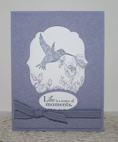 Stampin Up Elements of Style