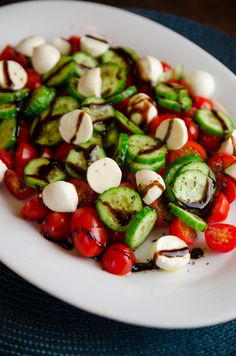Today marks the day where we put our first appetizer recipe. We made a bocconcini cheese summer delight with cherry tomatoes and mini cucumbers to go with our filet mignon. It was fresh! The appetizer was really refreshingand healthy and felt like summer, but what's funny is that the thing that takes the most out […]