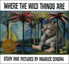 Maurice Sendak, Creator of Where the Wild Things Are, Classic Kids' Book: Where the Wild Things Are by Maurice Sendak