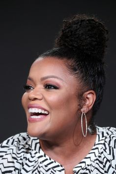 Dressing Your Truth Type Yvette Nicole Brown (not officially Typed) Yvette Nicole Brown, Langham Hotel, Pasadena California, Press Tour, January 13, Type 4, Pure Beauty, All Things Beauty, Creative Inspiration