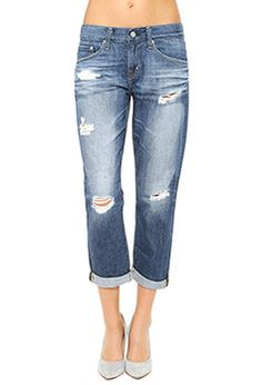 Women's The Ex-Boyfriend Slim | AG Jeans Official Store
