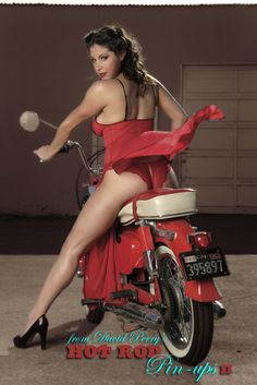 Honda Cub Pinup see more Honda cub at…                              …