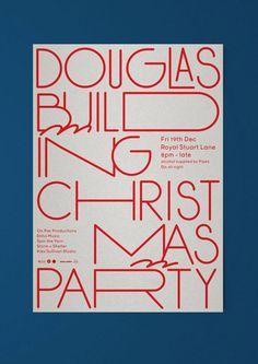 Douglas Building Christmas Party by Alex Sullivan