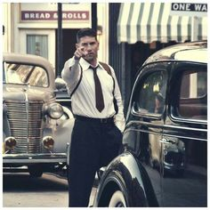 Mob City Jon Bernthal
