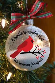 Personalised Gold Wing souvenir//Memorial Ange Décoration de Noël V3