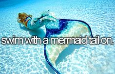 I dont even need to buy one, mines coral/gold/sparkles and in case you are wondering (yes its beautiful) all my merfriends are very jelous. I know, i know how do mermaids have wifi? Well you my friend will never know ∞jenna brek