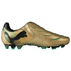 SALE - Puma Powercat 1.10 Soccer Cleats Mens Brown Leather - Was $200.00 - SAVE $100.00. BUY Now - ONLY $99.99