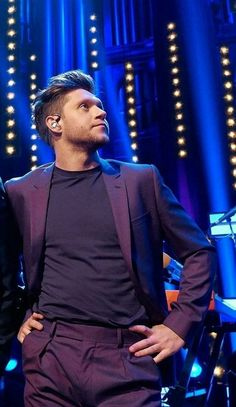 Niall Horan Baby, Naill Horan, Niall Horan Imagines, New Baby Names, Purple Suits, Irish Boys, Irish Men, One Direction Photos, James Horan